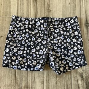 American Eagle Outfitters AEO Flower Shorts SZ  0